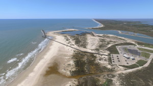 Jetty Park Arial Photo